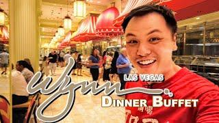 Voted Best Buffet in Vegas | Bountiful Dinner Buffet @ Wynn Las Vegas