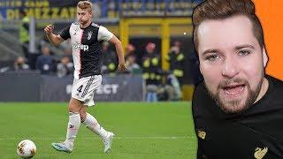 De Ligt INSANE Highlights (Best Young Center Back) - Reaction
