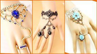 Top 10 hand bracelet designs / haath phool / latest hand bracelet designs images