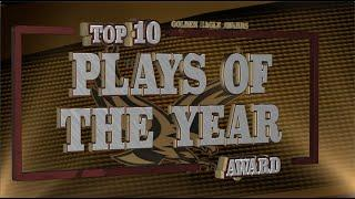 2019-20 Golden Eagles Awards: Top 10 Plays