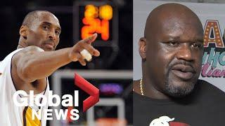 Kobe Bryant death: Shaquille O'Neal remembers friend and teammate