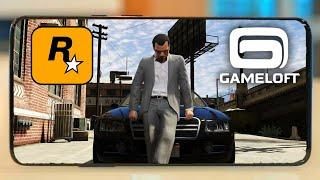 Top 10 OPEN WORLD GAMES by Rockstar and Gameloft for Android [High Graphics 2020]