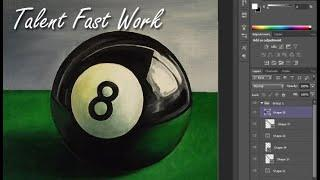 Adobe Photoshop Talent Work , Unique Graphics Top 10 Creative Work Time