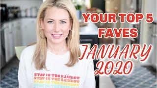 Viewer Top 5 Picks & A Story Time | Jan 2020 | MsGoldgirl