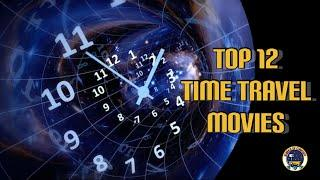 Top 10 Time Travel Movies|Sci-Fi|Science of Curiosity.