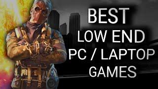 Top 10 Low End PC / Laptop Games - 4 GB Ram ( Part 4 )