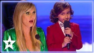 Comedian BURNTS Judges on America's Got Talent: The Champions 2020 | Kids Got Talent