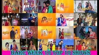 kannada TV shows Trp BARC week 10 2021 Top 10 shows