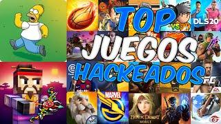Top 10 Mejores Juegos Hackeados Por Mediafire | Febrero 2020 | Mauri Droiid
