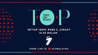 T.O.P (Trio On Point) (2021)   Episod 35 - Kepimpinan Dalam Norma Baharu
