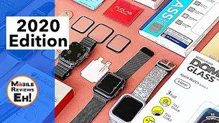 The BEST Screen Protectors for your Apple Watch - 2020 Edition (Series 5-1)
