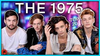 TOP 20 FAVORITE THE 1975 SONGS