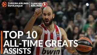 Top 10 All-Time Greats: Assists