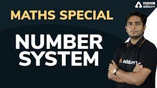 Number System | Maths Special Class for All Teacher's Exam (CTET, KVS, DSSSB, SUPER TET)