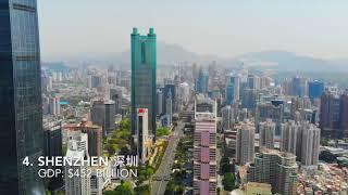 Top 10 Richest Cities in China 2020