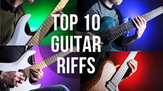 TOP 10 Guitar Riffs Of The Year - Charlie Robbins