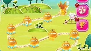Candy crush  level 1000 V 2000 Level Gemes || Candy erush saga game 2020