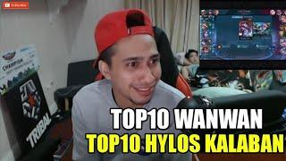 DOGIE TOP10 WANWAN TOP10 HYLOS NAKALABAN SA RANK GAME MALUPETAN