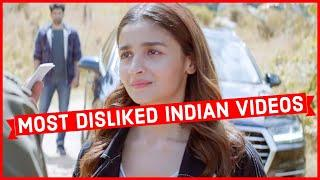 Indian Most Disliked Videos On Youtube (Top 10)  | Sadak 2 Trailer Breaks Record