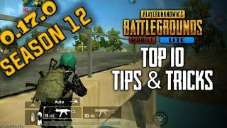 Top 10 Secret Hidden place Of Erangel in PUBG Mobile SEASON 12 UPDATE 0.70. 0. pubg mobile 2020