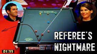 Referee's Nightmare (Funny Side of Snooker) Part 2