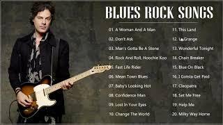 Blues Rock Music Best Songs ♪ღ♫ Best Blues Rock Songs Ever
