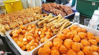 Philippines Street Food - BANCHETTO Weekend Market | Best Place to Eat Street Food in Ortigas Center