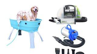 Best Portable Dog Bath and Grooming System | Top 10 Portable Dog Bath and Grooming System For 2020
