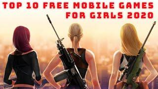 Top 10 Free Mobile Games for Girls 2020   Best Android & iPhone Games for Girls