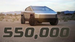 TEN 281- Half a Million CYBRTRKs, Audi Pauses e-Tron Production, Tesla Autopilot 'hacked'