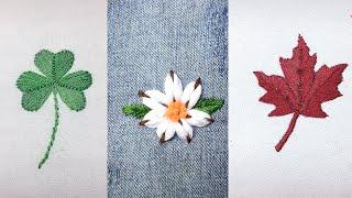 Top 10 Amazing DIY Ideas - 15 Hand Embroidery Tips And Tricks
