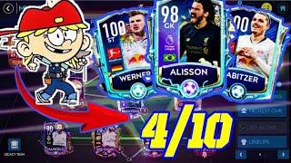 FIXING A 4/10 SQUAD! BEST WAY TO IMPROVE YOU SQUAD! RATING YOUR TEAMS EPISODE 9! FIFA MOBILE 20!