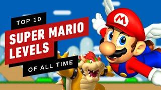 Top 10 Best Super Mario Levels of All Time