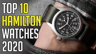 Top 10 Best Hamilton Watches 2020 | Best Hamilton Watch