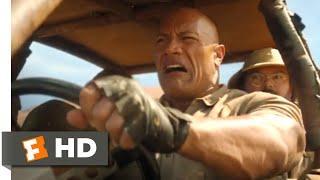 Jumanji: The Next Level (2019) - Ostrich Chase Scene (1/10) | Movieclips