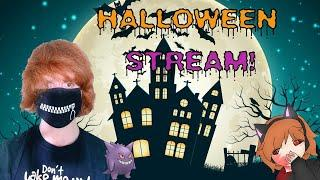 HALLOWEEN STREAM! Celebrating Halloween With Viewers While Shiny Hunting In Crown Tundra!
