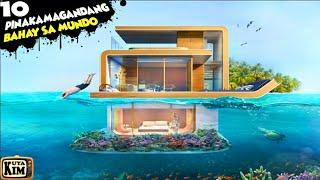 10 Pinaka Magandang Bahay sa Mundo | 10 Most Beautiful House in the World | #KuyaKimTV