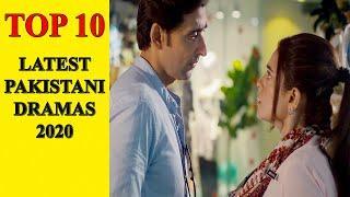 Top 10 Latest Pakistani Dramas 2020