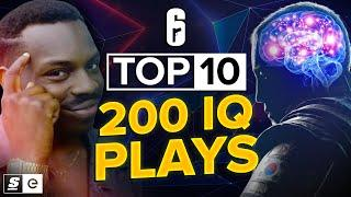 The Top 10 200 IQ Plays in Rainbow Six Siege