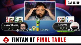 Another DEEP RUN from FINTAN HAND in the 5K Stadium Series 2020 - Final tables ♠️ PokerStars Global