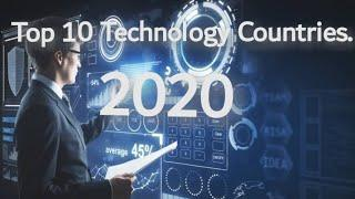 Top 10 High Technology Countries In The World | Study Technology YouTube.