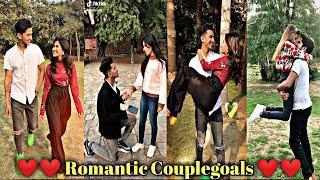 ROMANTIC TIKTOK COUPLE