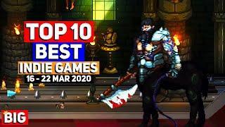 Top 10 Best Indie Game New Releases: 16 - 22 Mar 2020 (Upcoming Indie Games)