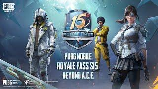 PUBG MOBILE INDIA LIVE | Season 15 | Titanium Gaming