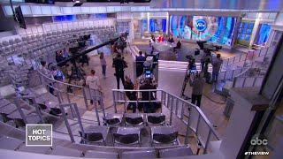 "No Studio Audience on ""The View"" Due to Coronavirus Precautions | The View"