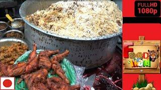 "Best ""Chicken Biryani"" At 120rs In India-Street Food India