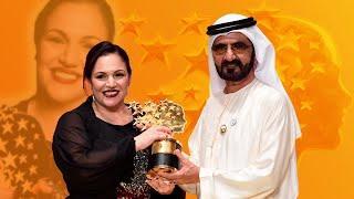 Andria Zafirakou's winning speech from the Global Teacher Prize 2018