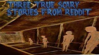 3 True Scary Stories From Reddit (Vol. 74)