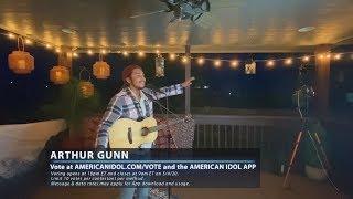 American Idol 2020, S18E14, Top 10, Arthur Gunn - Take Me Home, Country Roads (Sing)