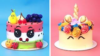 Top 10 Beautiful Cake Decorating Ideas for Perfect Party | Yummy Cake Decorating Tutorials